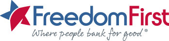 FreedomFirst - Where people bank for good.
